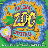 Omslag - Malina's Zoo Adventure