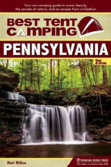 Omslag - Best Tent Camping: Pennsylvania
