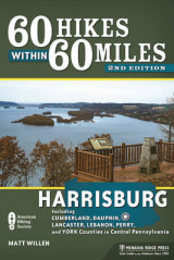 Omslag - 60 Hikes Within 60 Miles: Harrisburg