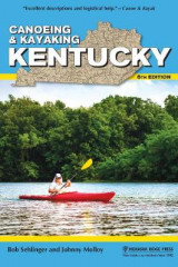 Omslag - Canoeing & Kayaking Kentucky