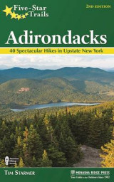 Omslag - Five-Star Trails: Adirondacks