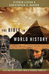 Omslag - The Bible in World History