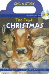 Omslag - The First Christmas Sing-A-Story Book