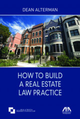 Omslag - How to Build a Real Estate Law Practice