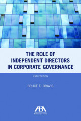 Omslag - The Role of Independent Directors in Corporate Governance