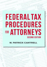 Omslag - Federal Tax Procedures for Attorneys
