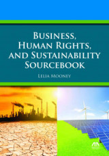 Omslag - Business, Human Rights, and Sustainability Sourcebook