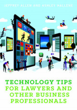 Omslag - Technology Tips for Lawyers and Other Business Professionals