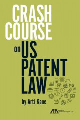 Omslag - Crash Course on U.S. Patent Law