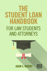 Omslag - The Student Loan Handbook for Law Students and Attorneys