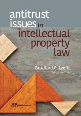 Omslag - Antitrust Issues in Intellectual Property Law