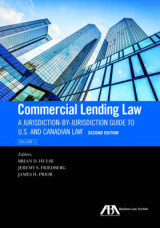 Omslag - Commercial Lending Law