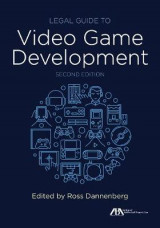 Omslag - Legal Guide to Video Game Development