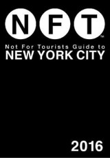 Omslag - Not for Tourists Guide to New York City 2016