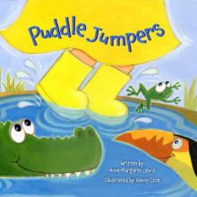 Puddle Jumpers av Anne Margaret Lewis (Innbundet)