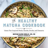 Omslag - The Healthy Matcha Cookbook