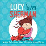Omslag - Lucy Loves Sherman
