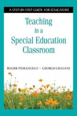 Omslag - Teaching in a Special Education Classroom
