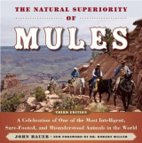 Omslag - The Natural Superiority of Mules