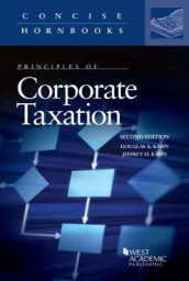Principles of Corporate Taxation av Douglas A. Kahn, Jeffrey H. Kahn og Terrence G. Perris (Heftet)