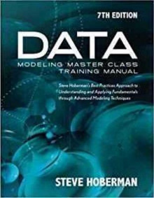 Data Modeling Master Class Training Manual av Steve Hoberman (Heftet)
