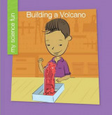 Omslag - Building a Volcano