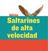 Omslag - Saltarines de Alta Velocidad (High-Speed Hoppers)