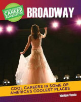 Omslag - Choose Your Own Career Adventure on Broadway