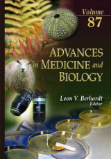Omslag - Advances in Medicine & Biology: Volume 87
