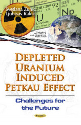 Omslag - Depleted Uranium Induced Petkau Effect