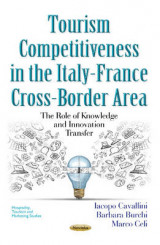 Omslag - Tourism Competitiveness in the Italy-France Cross-Border Area