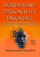 Omslag - Borderline Personality Disorder