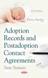 Omslag - Adoption Records & Postadoption Contact Agreements