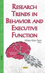 Omslag - Research Trends in Behavior & Executive Function