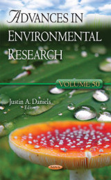 Omslag - Advances in Environmental Research: Volume 50