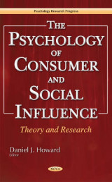 Omslag - Psychology of Consumer & Social Influence
