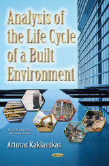 Omslag - Analysis of the Life Cycle of a Built Environment