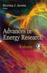 Omslag - Advances in Energy Research: Volume 24