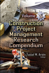 Omslag - Construction Project Management Research Compendium: Volume 6