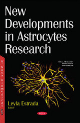 Omslag - New Developments in Astrocytes Research