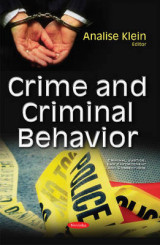 Omslag - Crime & Criminal Behavior