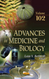 Omslag - Advances in Medicine & Biology: Volume 102
