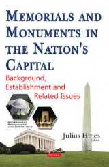 Omslag - Memorials & Monuments in the Nation's Capital