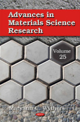 Omslag - Advances in Materials Science Research: Volume 25