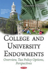 Omslag - College & University Endowments
