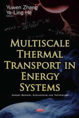 Omslag - Multiscale Thermal Transport in Energy Systems