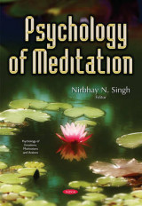 Omslag - Psychology of Meditation
