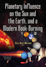 Omslag - Planetary Influence on the Sun & the Earth & a Modern Book-Burning