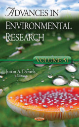 Omslag - Advances in Environmental Research