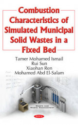 Omslag - Combustion Characteristics of Simulated Municipal Solid Wastes in a Fixed Bed